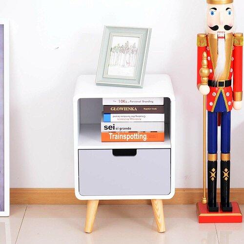 Nachttisch Rhiannon ScanMod Design   Schlafzimmer > Nachttische   Holz   ScanMod Design