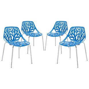 Pearlie Dining Chair (Set of 4) by Ivy Br..