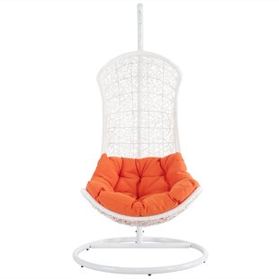Modway Endow Swing Chair with Stand