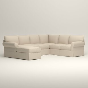 Jameson Upholstered U-Shaped Sectional by Birch Lane™ Heritage