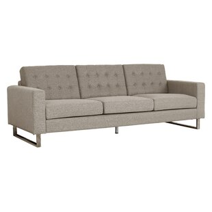Shop Zander Tufted Sofa by Orren Ellis