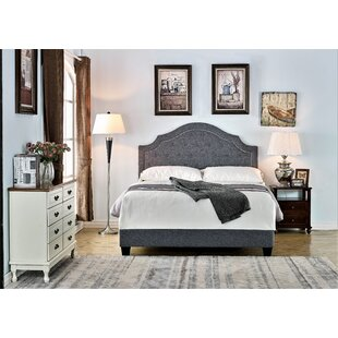 Budget Sklar Upholstered Panel Bed by Charlton Home Reviews (2019) & Buyer's Guide