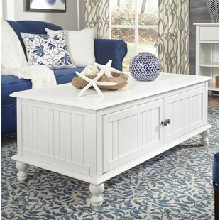 Witherspoon Coffee Table With Storage By Rosecliff Heights
