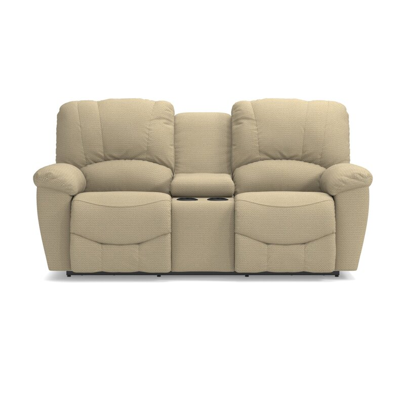 La Z Boy Hayes Full Reclining Loveseat Amp Reviews Wayfair