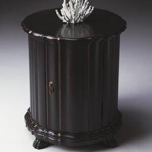 Kadine Drum Table by Astoria Grand