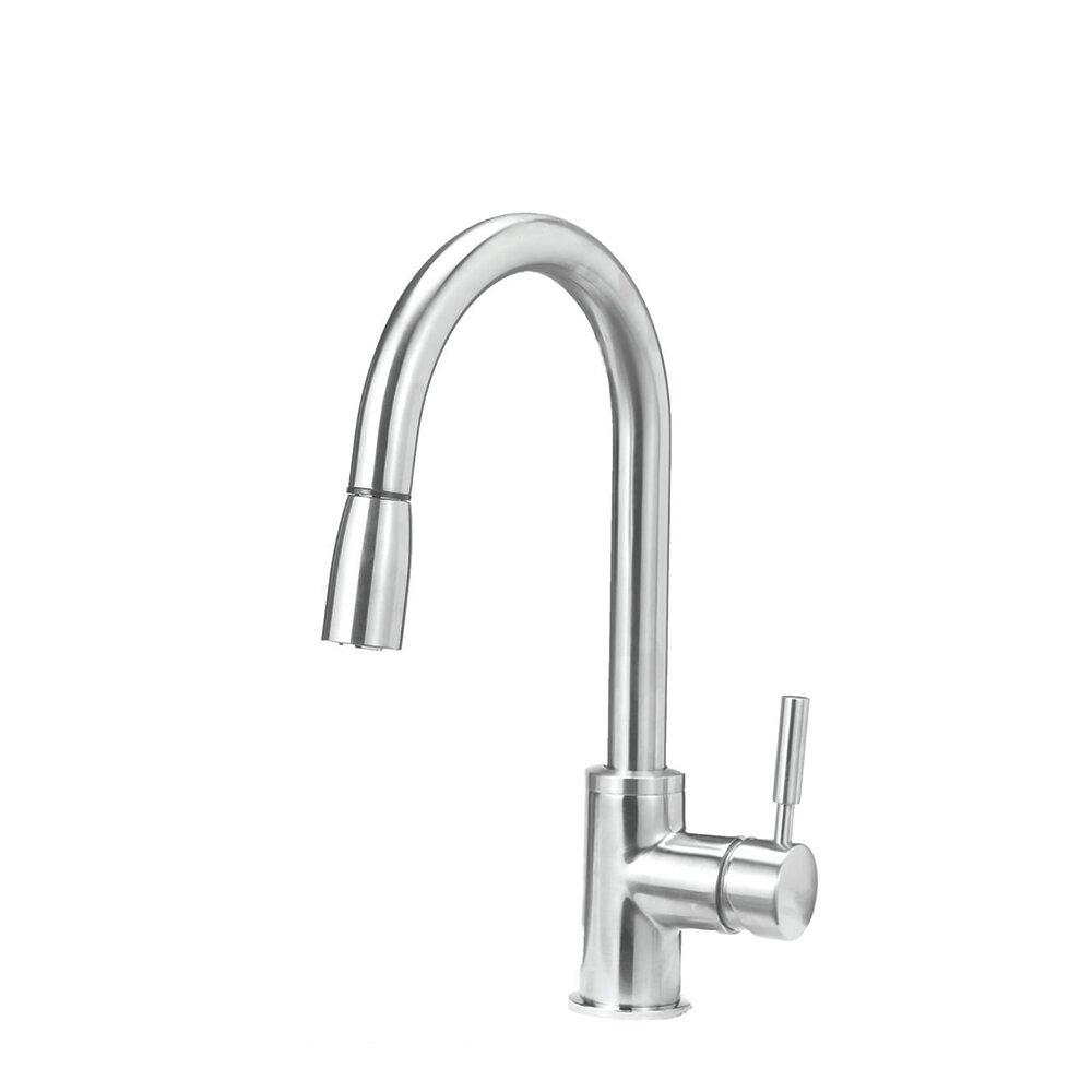 Blanco Sonoma Pull Down Single Handle Kitchen Faucet Reviews Wayfair