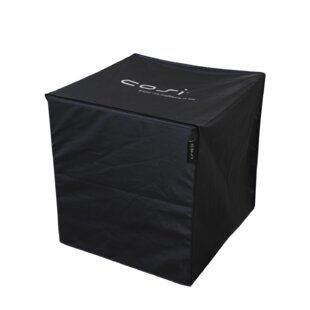 Lisa Cube All Weather Fire Pit Cover By Belfry Heating