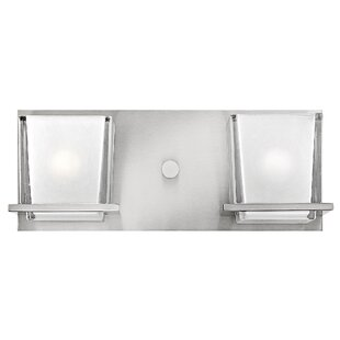 Lola 2-Light Bath Bar By Hinkley Lighting