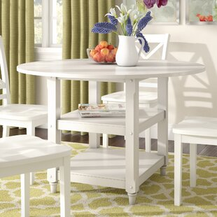 Bristol Point Drop Leaf Dining Table by Alcott Hill 2019 Coupon