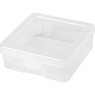Small Modular Supply Plastic Craft Cases (Set of 4)  sc 1 st  Wayfair & Craft Cases Youu0027ll Love | Wayfair