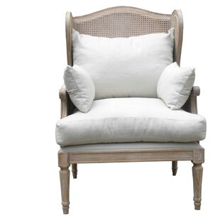 Sarnia Armchair by One Allium Way Spacial Price