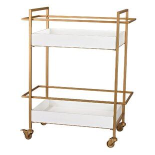 Tecca Bar Cart