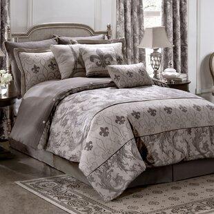 Amya 4 Piece Comforter Set