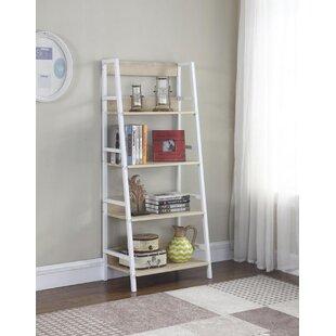 Valorie Ladder Bookcase by Ebern Designs