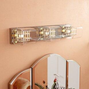 Willa Arlo Interiors Artemisia 3-Light Bath Bar
