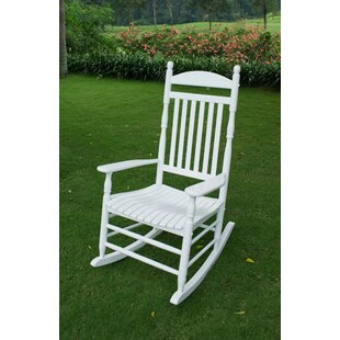 Andover Mills Fordyce Classic Rocking Chair