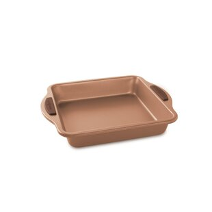 Non-Stick Square Freshly Baked Cake Pan