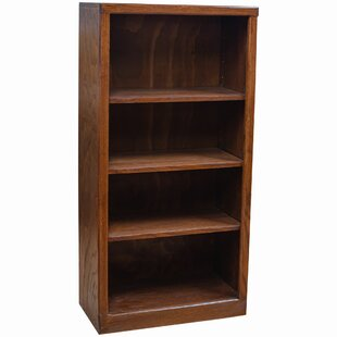 Metoyer 48 H x 24 W Solid Wood Standard Bookcase by Loon Peak