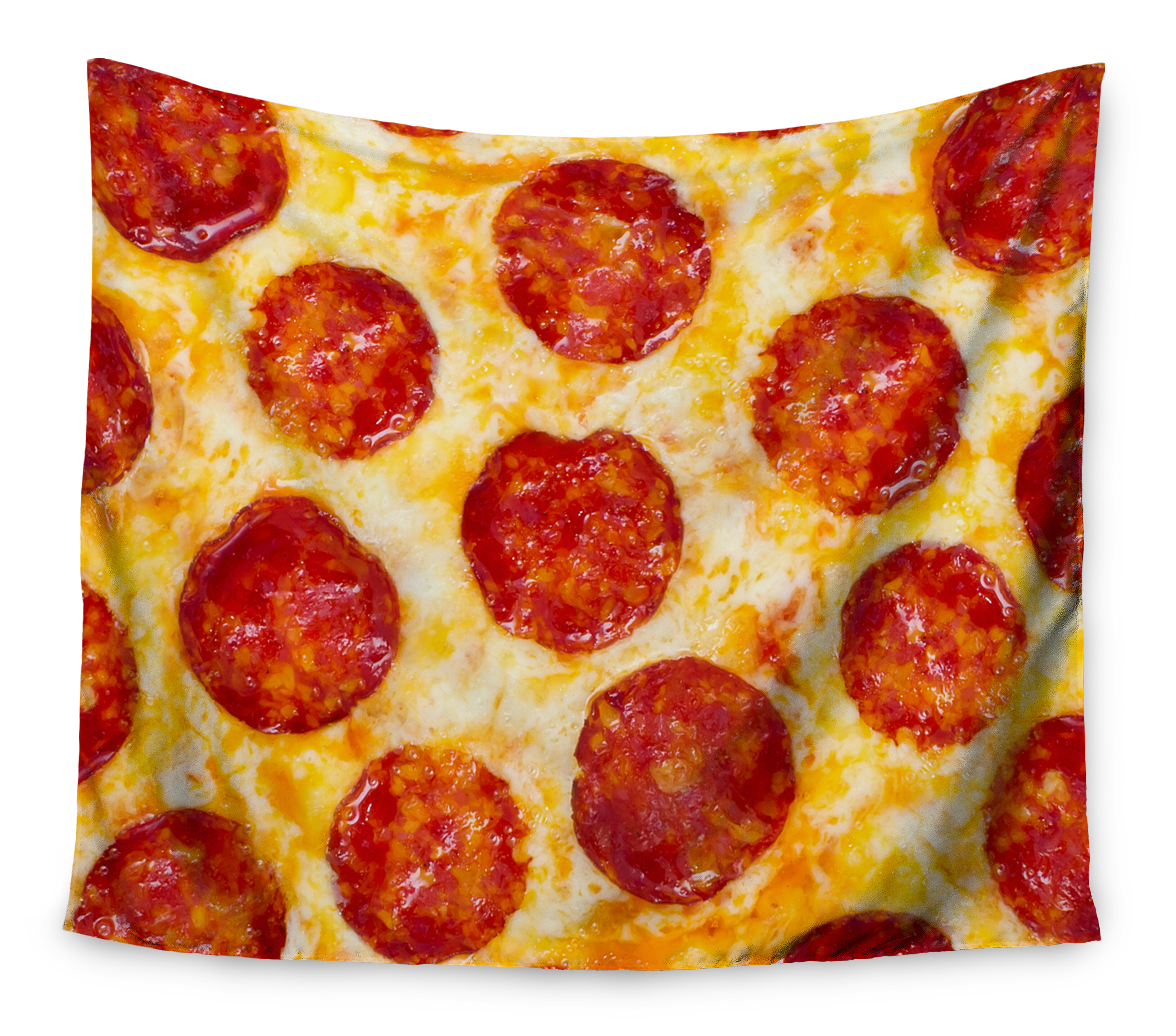 East Urban Home Pizza My Heart Wall Tapestry   Wayfair