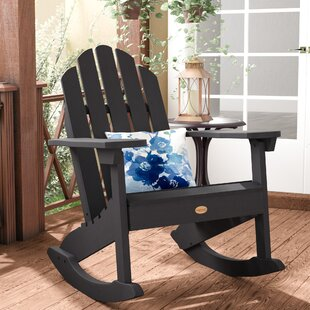 Harald Adirondack Rocking Chair by Darby Home Co