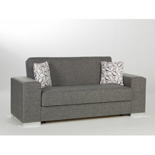 Schaff 72 Square Arm Sofa Bed