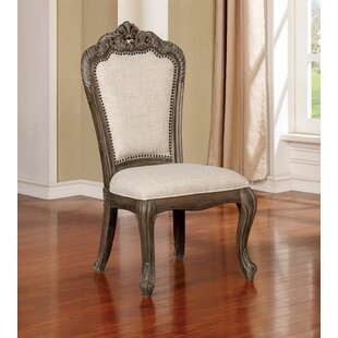 Ochlocknee Upholstered Dining Chair (Set of 2) Astoria Grand