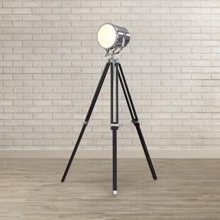 Compare Iron Mountain 54 Tripod Floor Lamp By Trent Austin Design