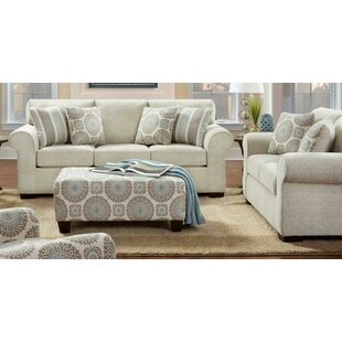 Online Reviews Nannie 3 Piece Living Room Set by Red Barrel Studio Reviews (2019) & Buyer's Guide