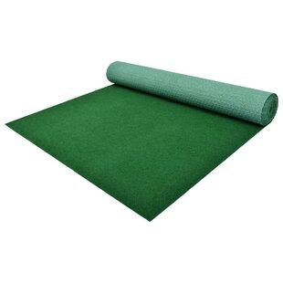 20cm Artificial Evergreen Grass By Berkfield