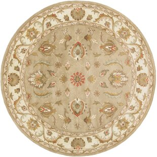 Mckelvey Hand-Tufted Wool Sage Area Rug by Astoria Grand