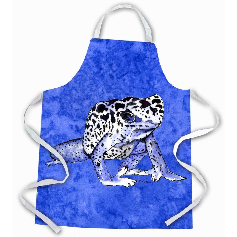 Gracie Oaks Frog Apron Wayfair