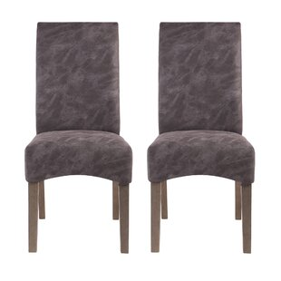 Wrought Studio Sinegal Upholstered Dining Chair (Set of 2)