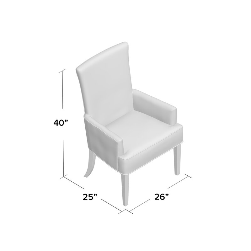 Rachael Ray Home Highline By Rachael Ray Home Upholstered Arm Chair In Beige Reviews Wayfair