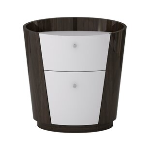 Guest 2 Drawer Nightstand