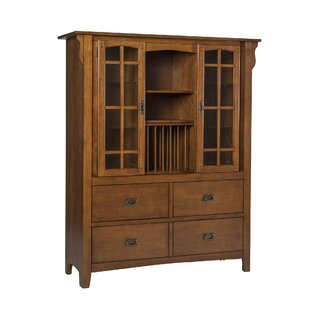 Quayle Display China Cabinet by Loon Peak