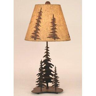 Loon Peak Goodman Feather Tree 25.5