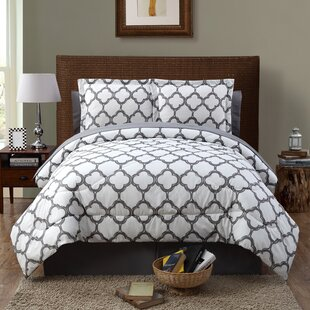 Kamdyn 6 Piece Reversible Comforter Set