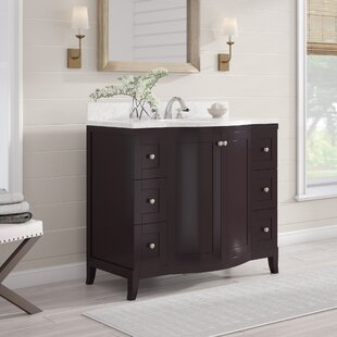 Affordable Price Holliston 42 Single Bathroom Vanity Set ByCharlton Home