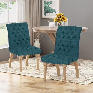 Mona Upholstered Dining Chair (Set of 2)