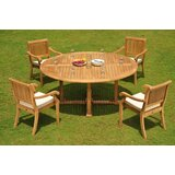 Masten 5 Piece Teak Dining Set