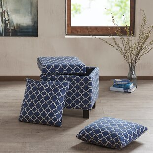 Three Posts Hernandes Storage Ottoman