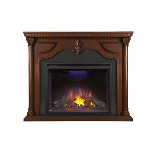 Aden Electric Fireplace by Nap..