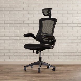 Callas Mesh Task Chair by Wade Logan Best Choices