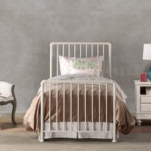 McTee Twin Panel Bed by Trent Austin Design