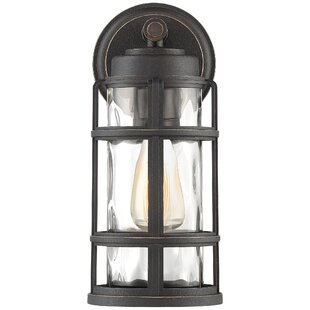Breakwater Bay Devitt Outdoor Wall Lantern