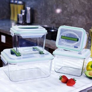 Handy 3 Container Food Storage Set (Set of 3)