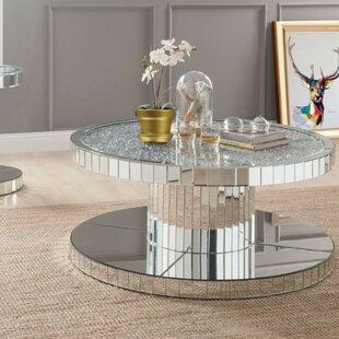 Shay Modern Round Mirror C..