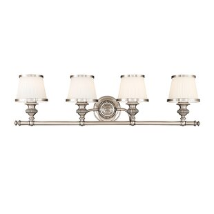 Astoria Grand Petronella 4-Light Vanity Light