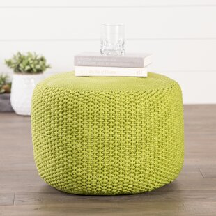 Twickenham Pouf by Wrought Studio