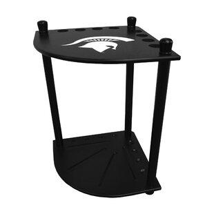 NCAA Corner Cue Floor Rack By Imperial International